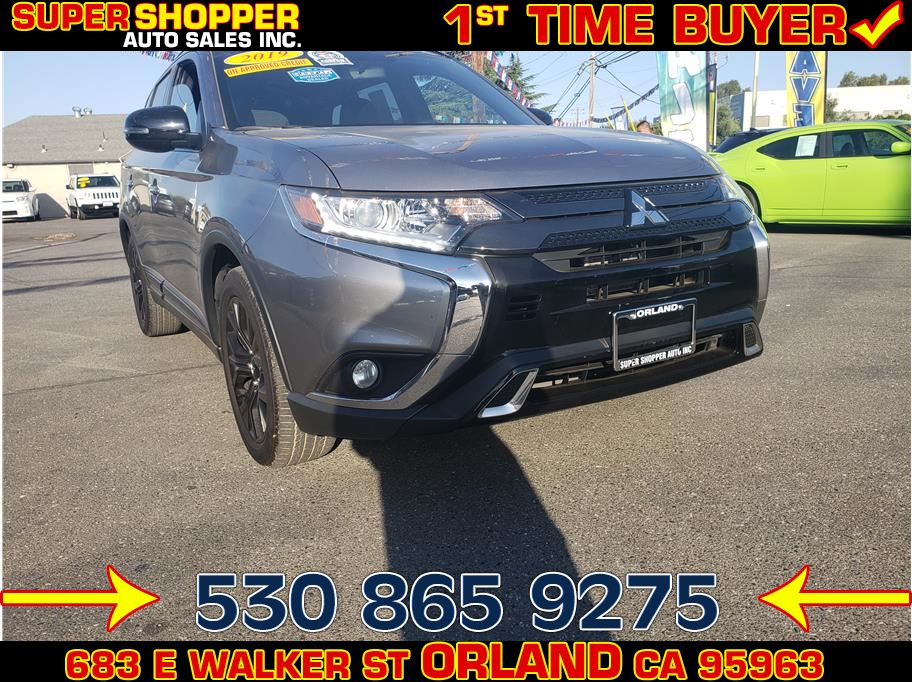 2019 Mitsubishi Outlander from Super Shopper Auto Sales Inc