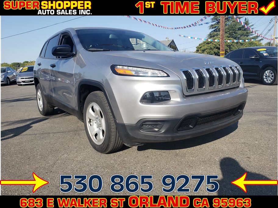 2017 Jeep Cherokee from Super Shopper Auto Sales Inc