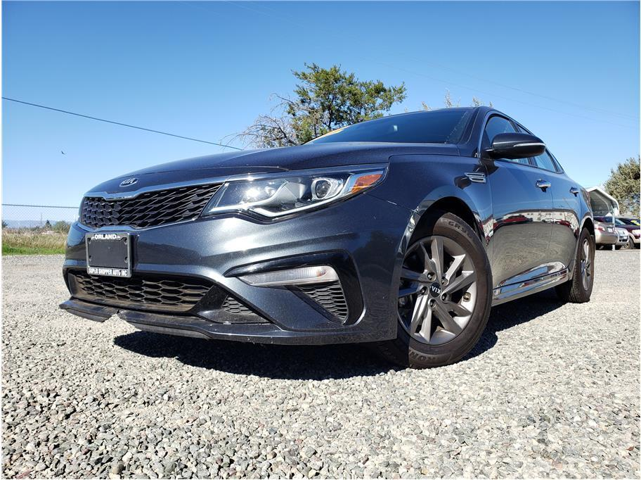 2019 Kia Optima from Super Shopper Auto Sales Inc