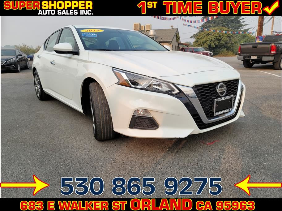 2019 Nissan Altima from Super Shopper Auto Sales Inc