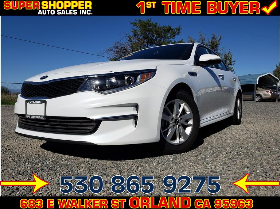 2018 Kia Optima from Super Shopper Auto Sales Inc