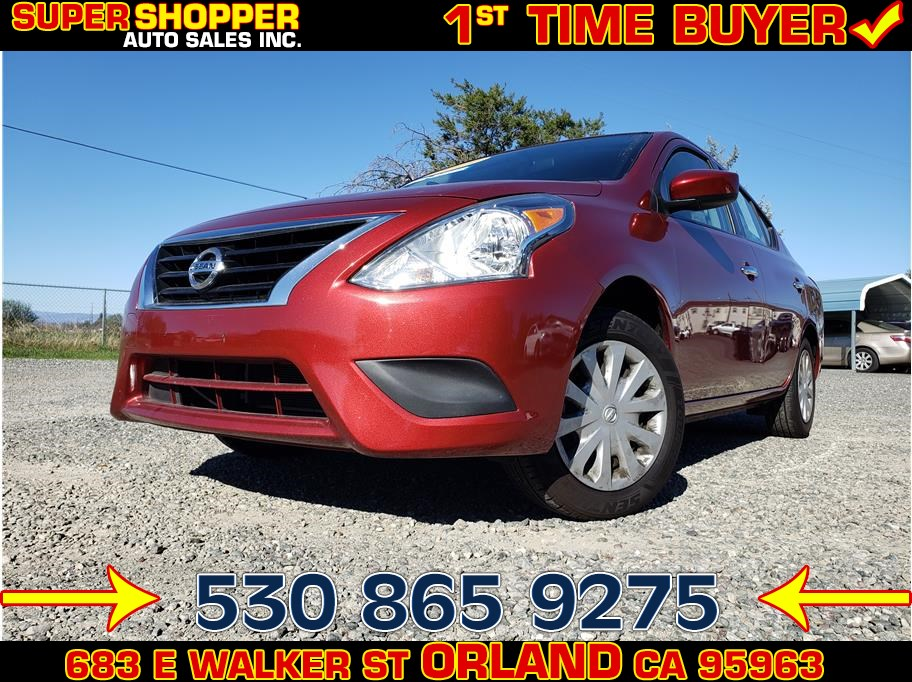2019 Nissan Versa from Super Shopper Auto Sales Inc
