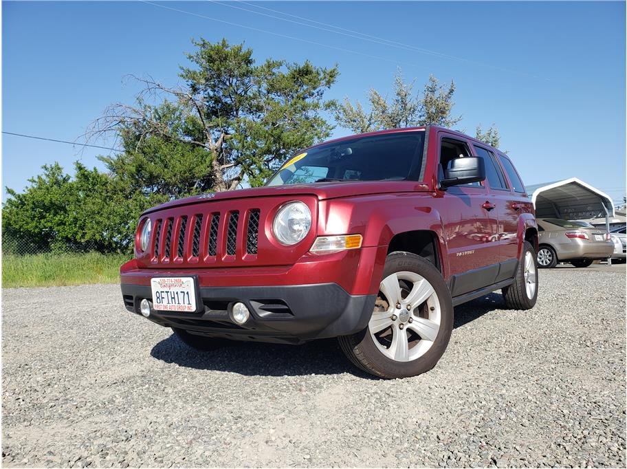 2017 Jeep Patriot from Super Shopper Auto Sales Inc