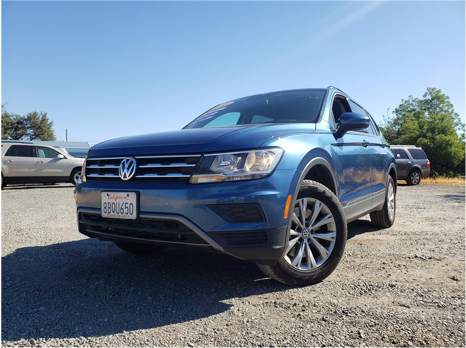 2018 Volkswagen Tiguan from Super Shopper Auto Sales Inc