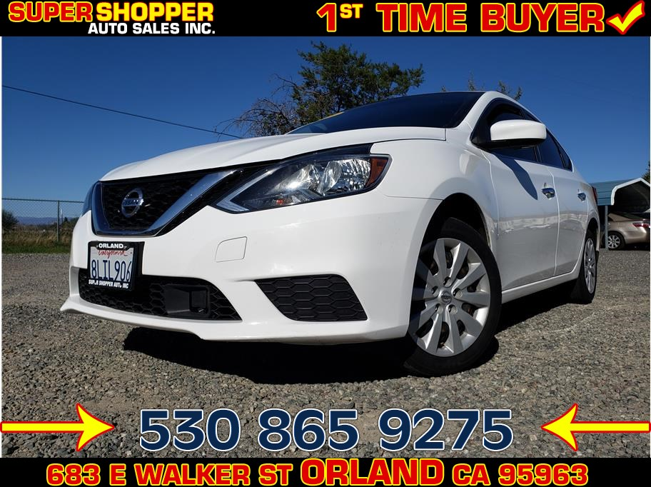2019 Nissan Sentra from Super Shopper Auto Sales Inc