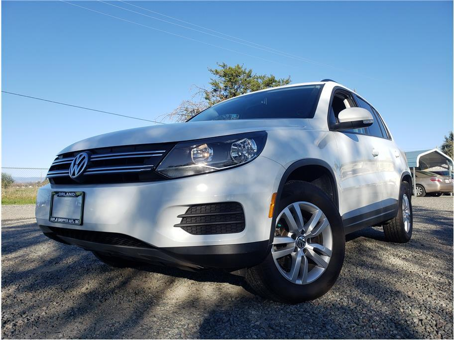 2017 Volkswagen Tiguan Limited from Super Shopper Auto Sales Inc