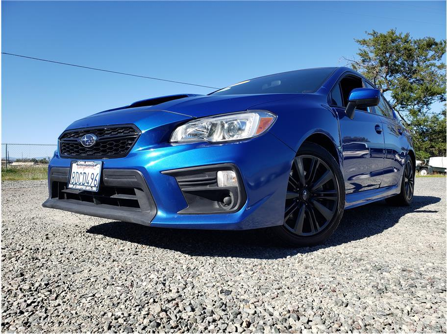 2018 Subaru WRX from Super Shopper Auto Sales Inc