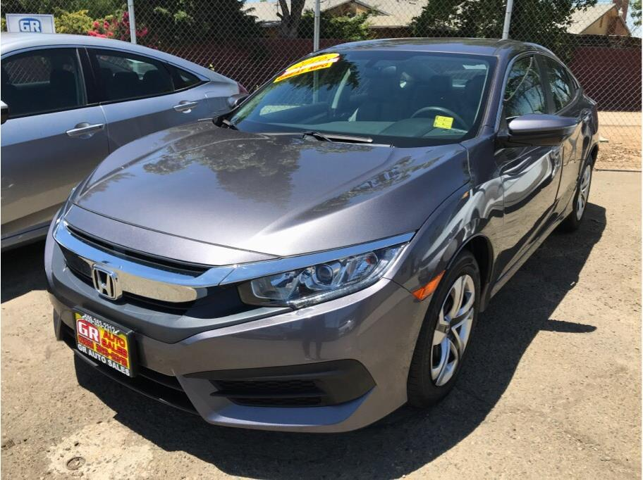 2016 Honda Civic from GR Auto Sales