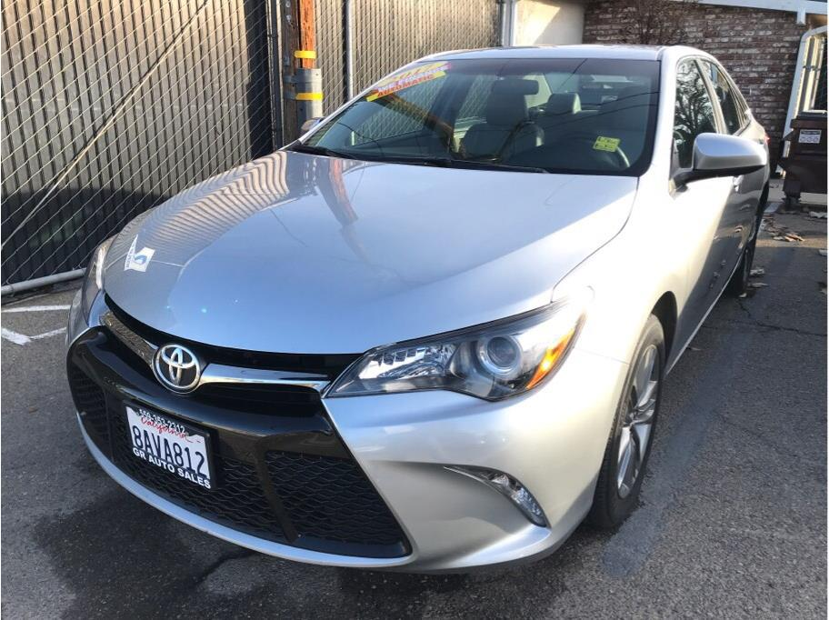 2017 Toyota Camry from GR Auto Sales
