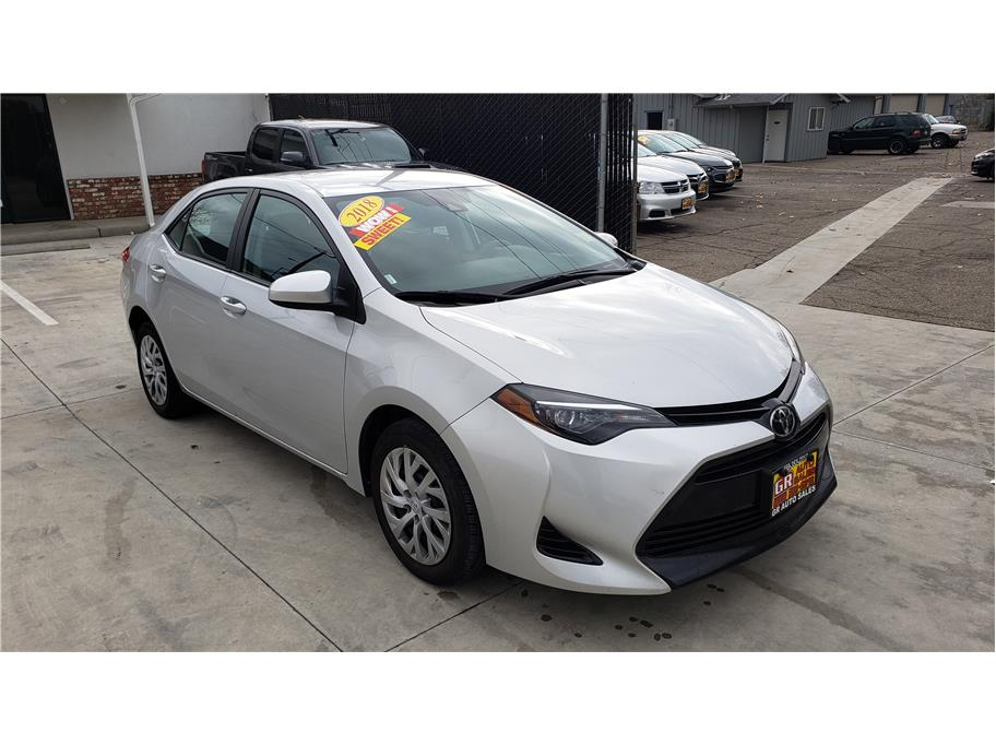 2018 Toyota Corolla from GR Auto Sales