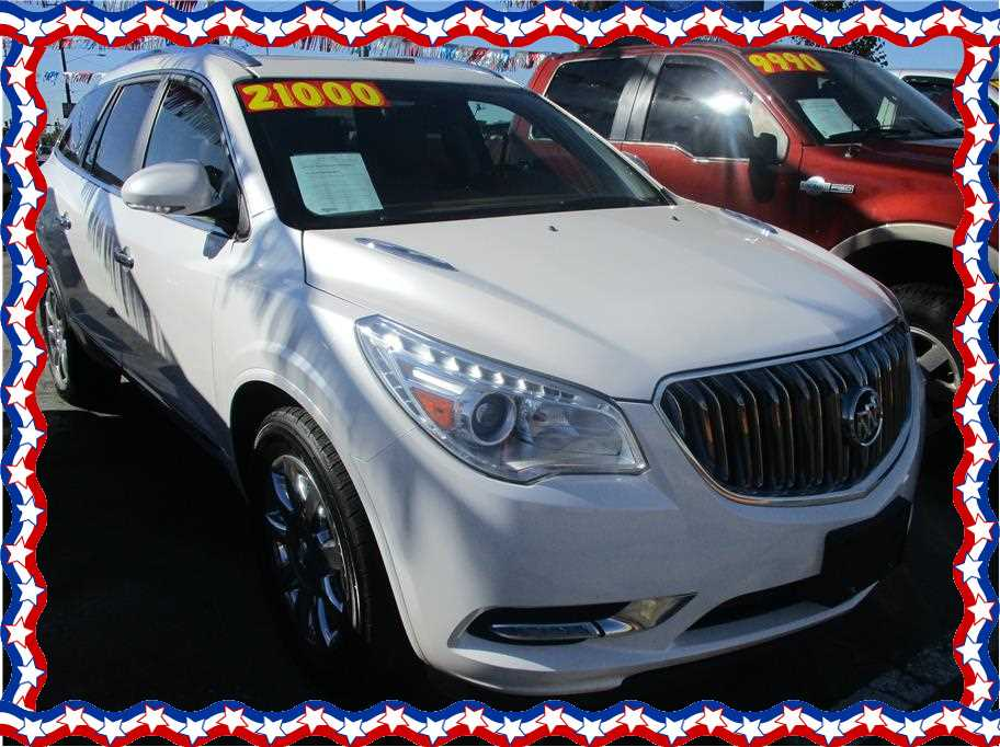 2015 Buick Enclave from Affordable Auto Liquidators LLC