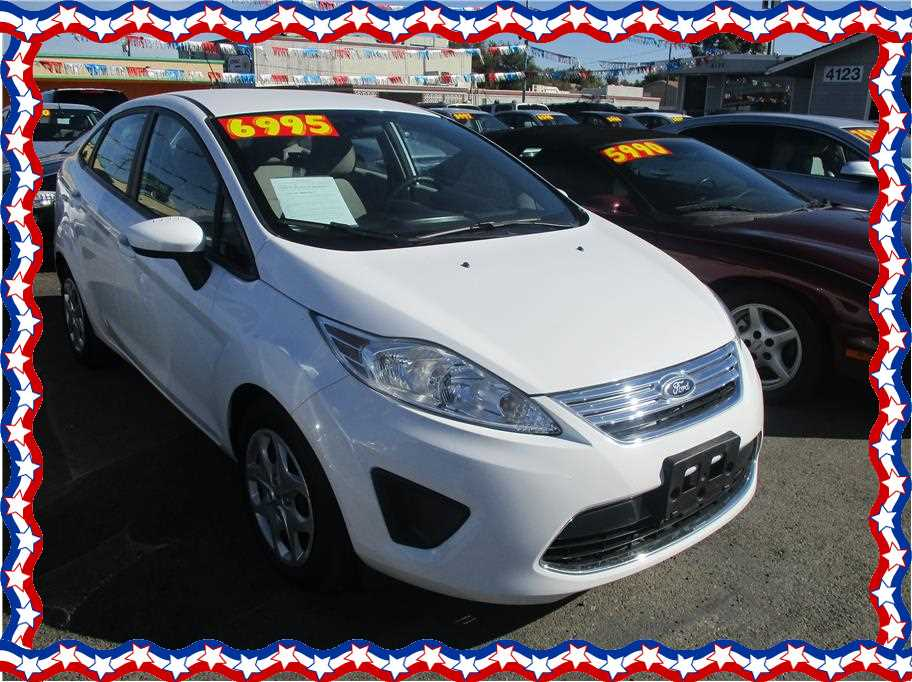 2012 Ford Fiesta from Affordable Auto Liquidators LLC