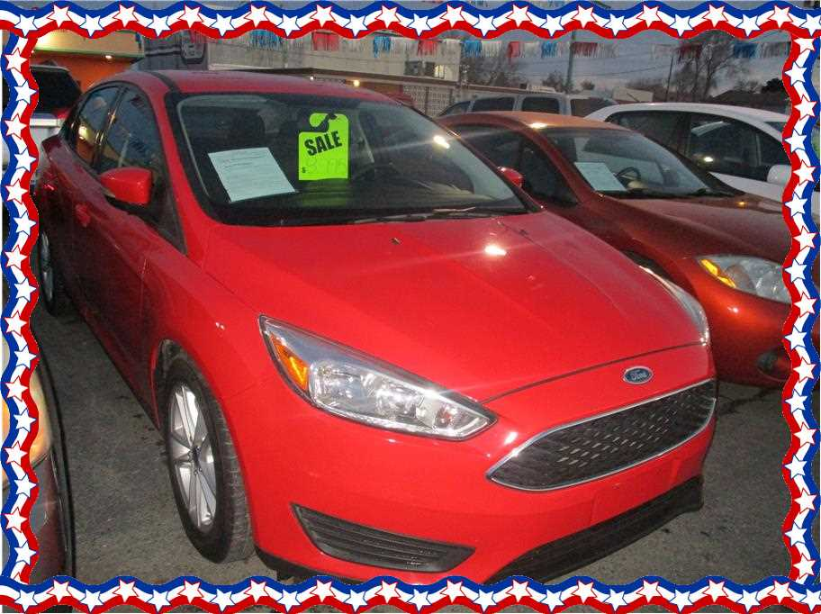 2015 Ford Focus from Affordable Auto Liquidators LLC