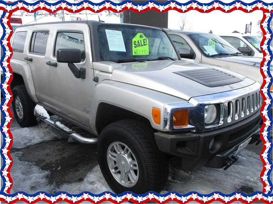 2007 Hummer H3 from Affordable Auto Liquidators LLC