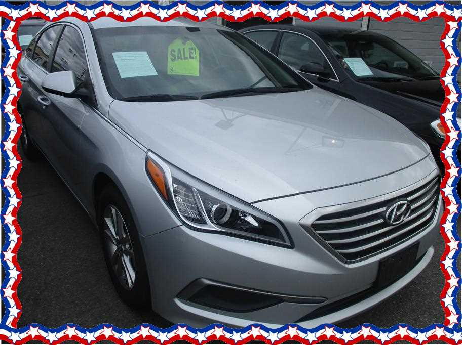 2016 Hyundai Sonata from Affordable Auto Liquidators LLC