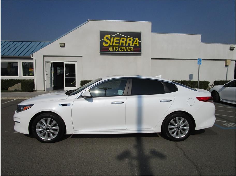 2017 Kia Optima from Sierra Auto Center