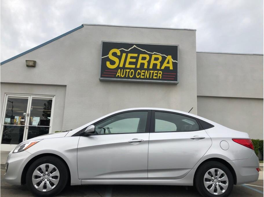 2017 Hyundai Accent from Sierra Auto Center Fowler
