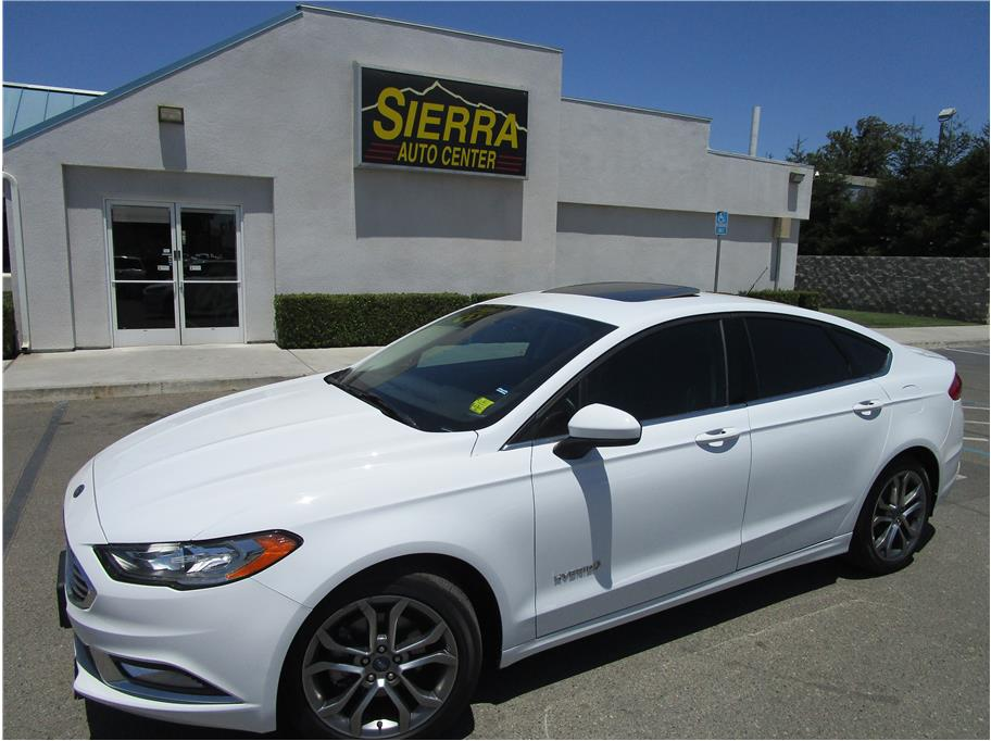2017 Ford Fusion from Sierra Auto Center