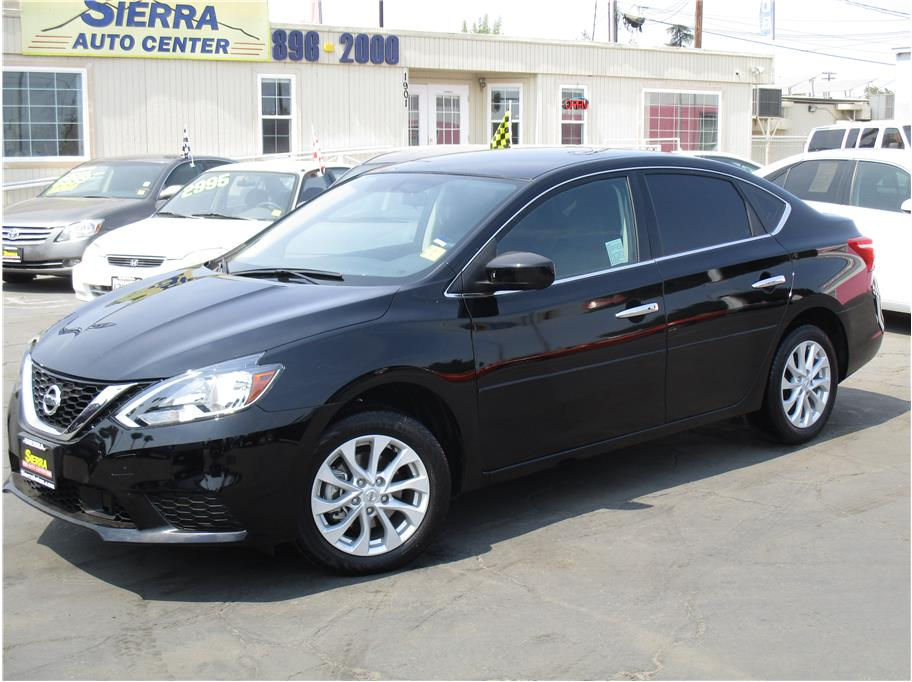 2018 Nissan Sentra from Sierra Auto Center-Selma