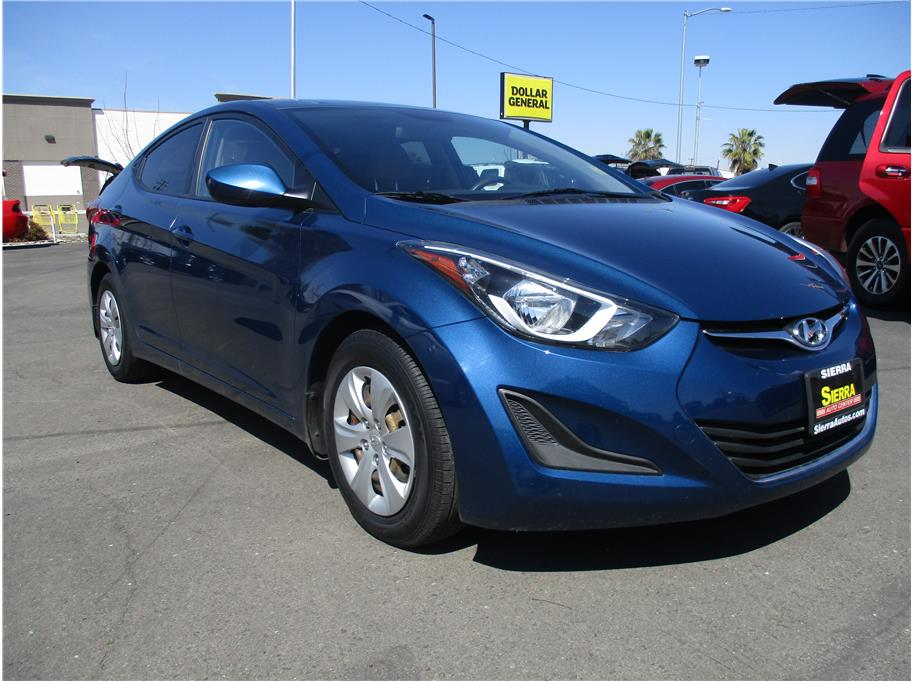2016 Hyundai Elantra from Sierra Auto Center Fowler