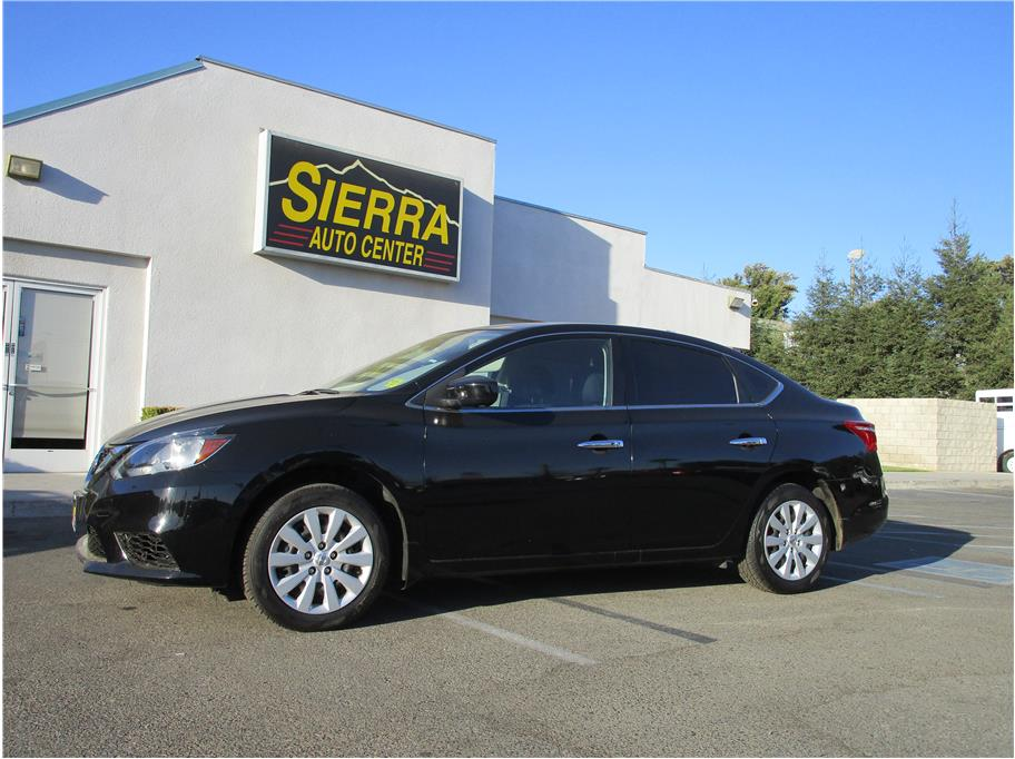 2018 Nissan Sentra from Sierra Auto Center Fowler