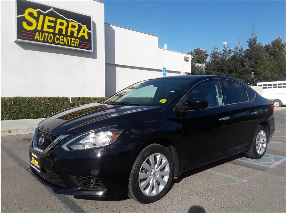 2016 Nissan Sentra from Sierra Auto Center