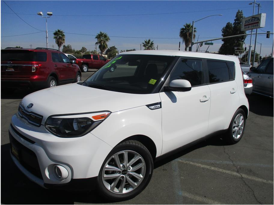 2018 Kia Soul from Sierra Auto Center Fowler