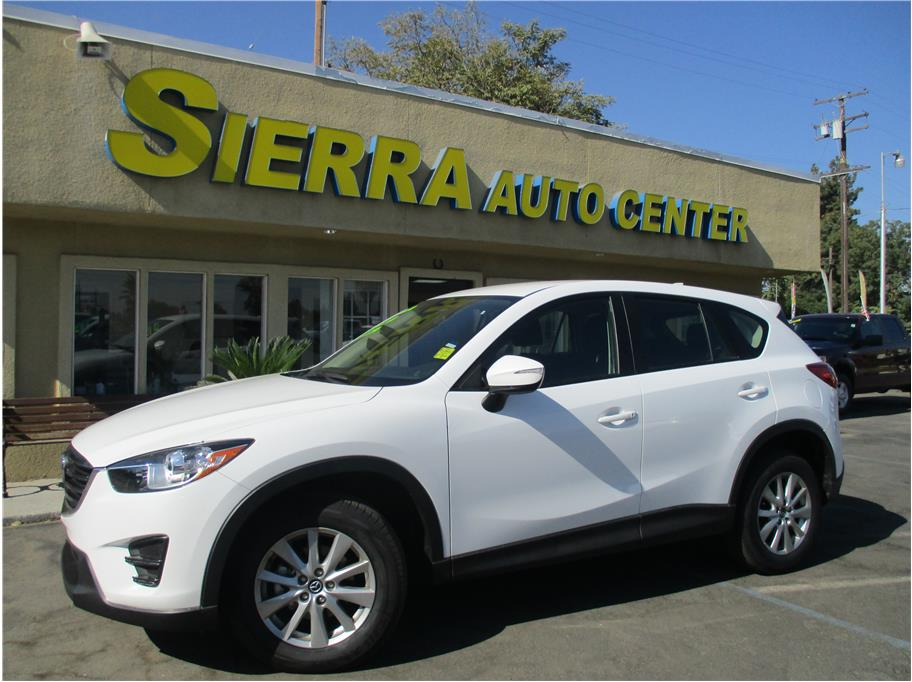 2016 Mazda CX-5 from Sierra Auto Center Fowler