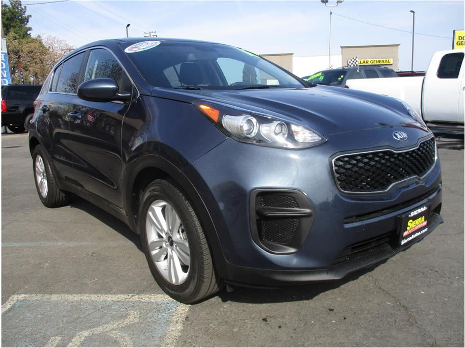 2018 Kia Sportage from Sierra Auto Center-Selma