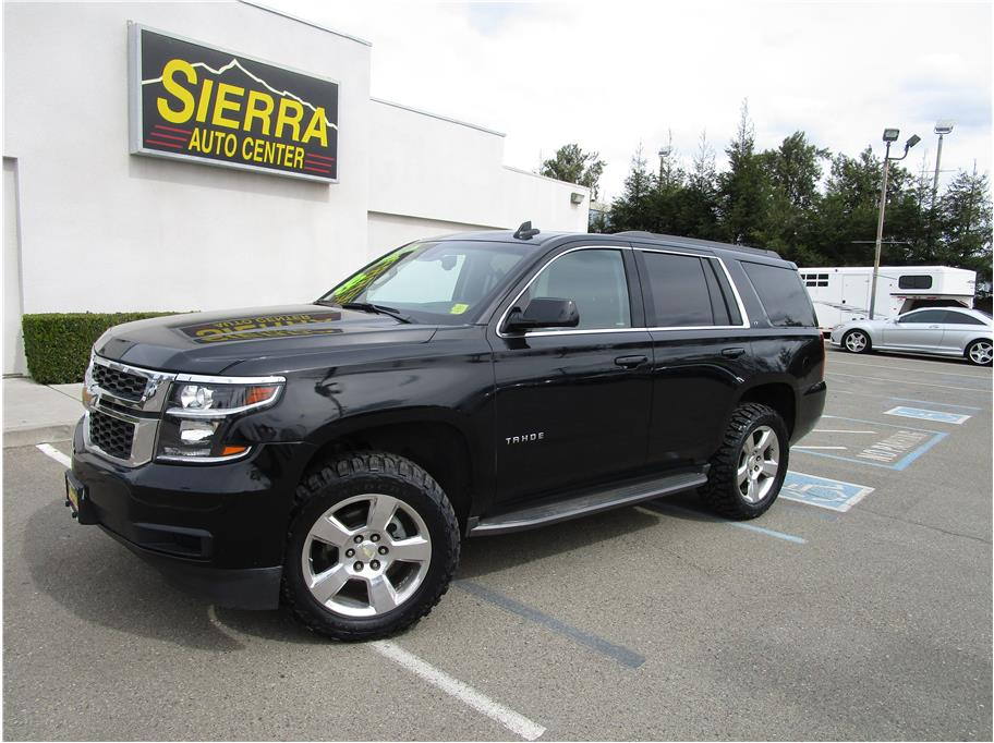 2018 Chevrolet Tahoe from Sierra Auto Center