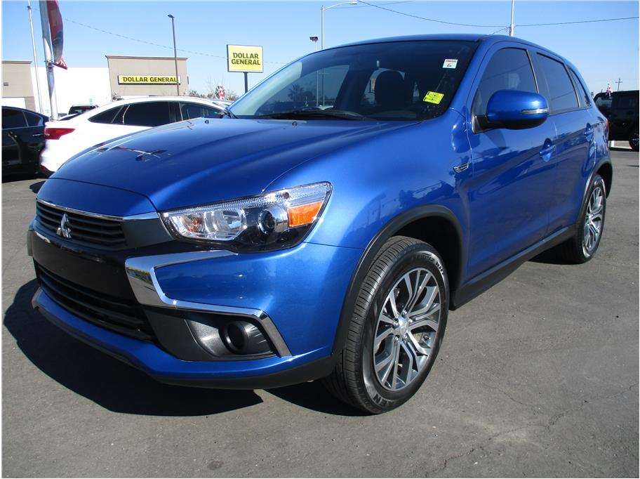 2017 Mitsubishi Outlander Sport from Sierra Auto Center Fowler