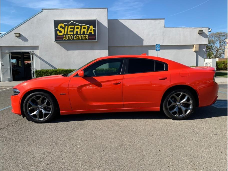 2017 Dodge Charger from Sierra Auto Center