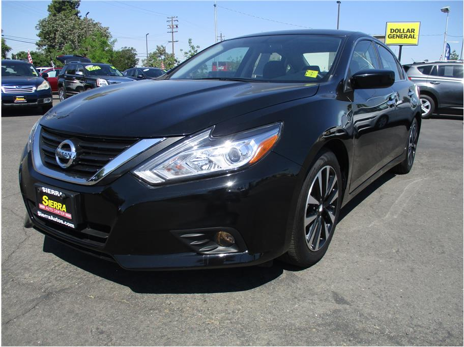 2018 Nissan Altima from Sierra Auto Center Fowler