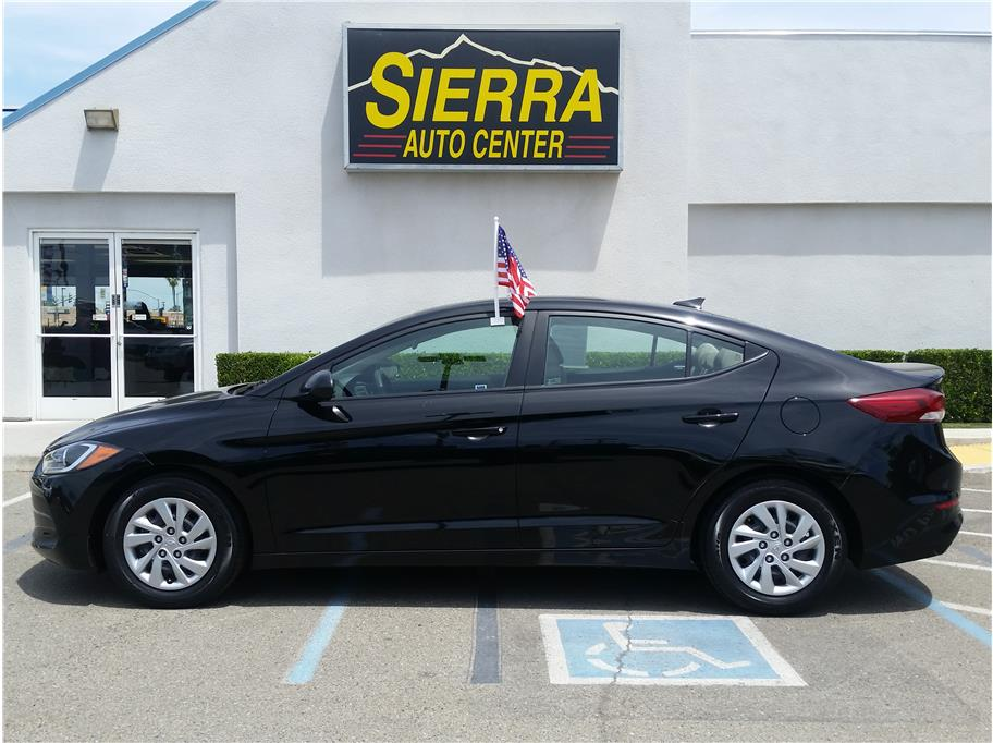 2017 Hyundai Elantra from Sierra Auto Center