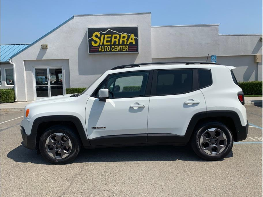 2018 Jeep Renegade from Sierra Auto Center