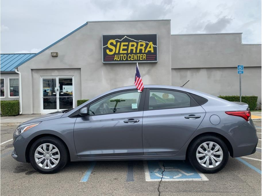 2019 Hyundai Accent from Sierra Auto Center