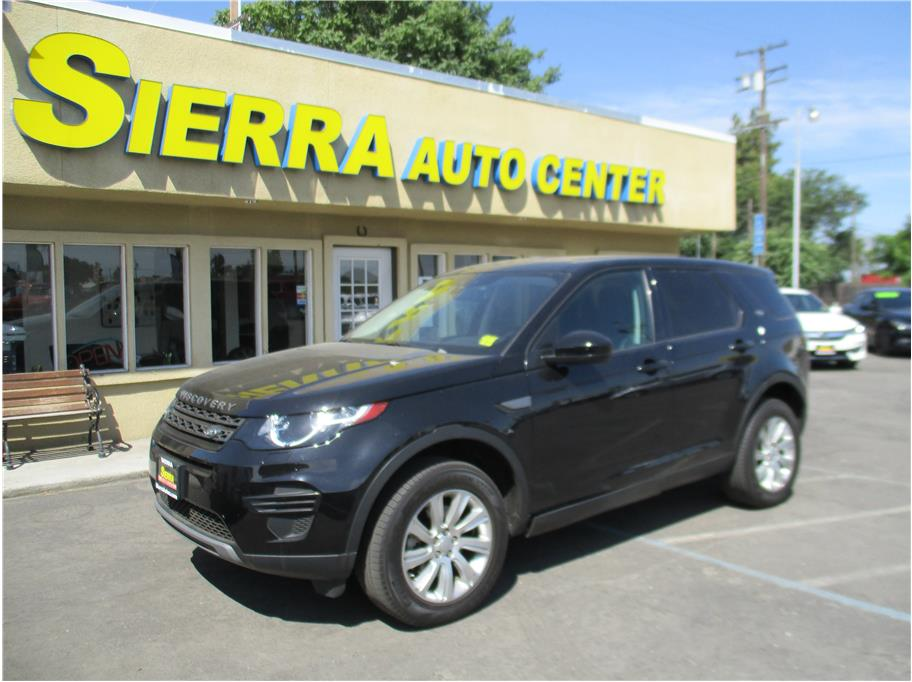 2018 Land Rover Discovery Sport from Sierra Auto Center Fowler