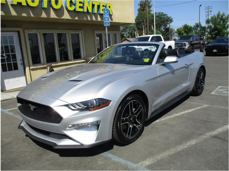 2018 Ford Mustang from Sierra Auto Center Fowler