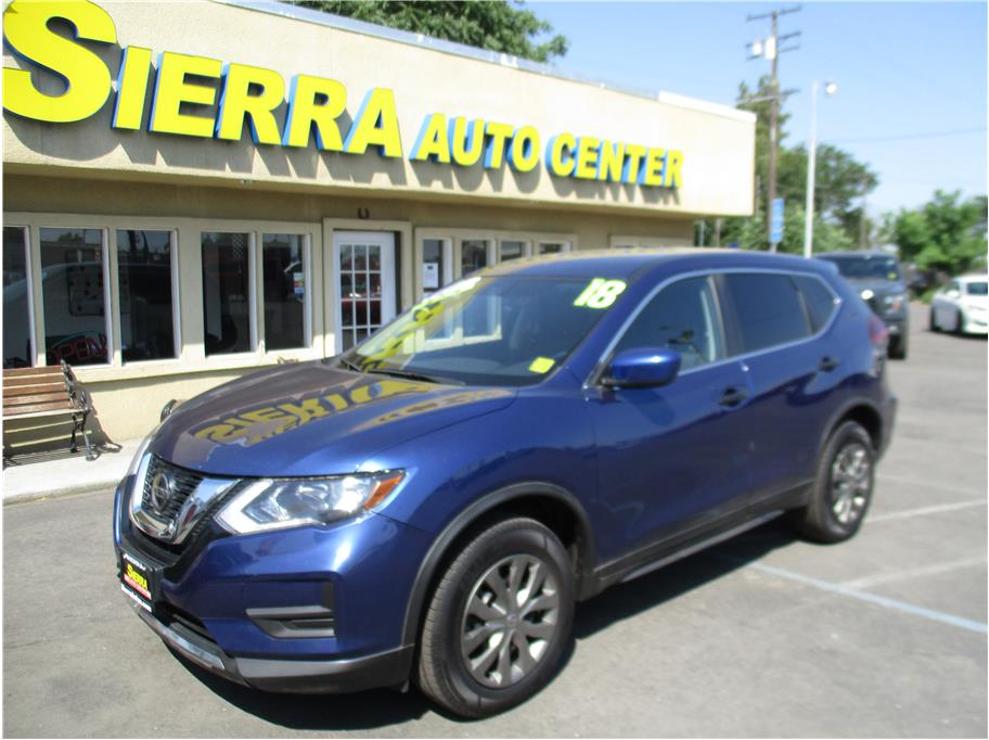 2018 Nissan Rogue from Sierra Auto Center Fowler