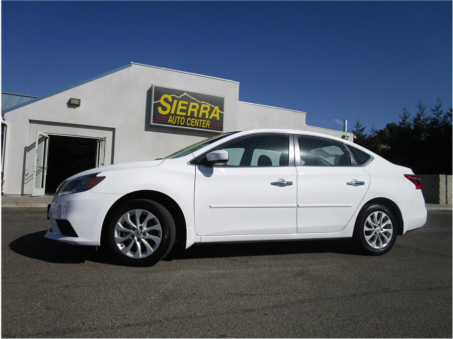 2018 Nissan Sentra from Sierra Auto Center