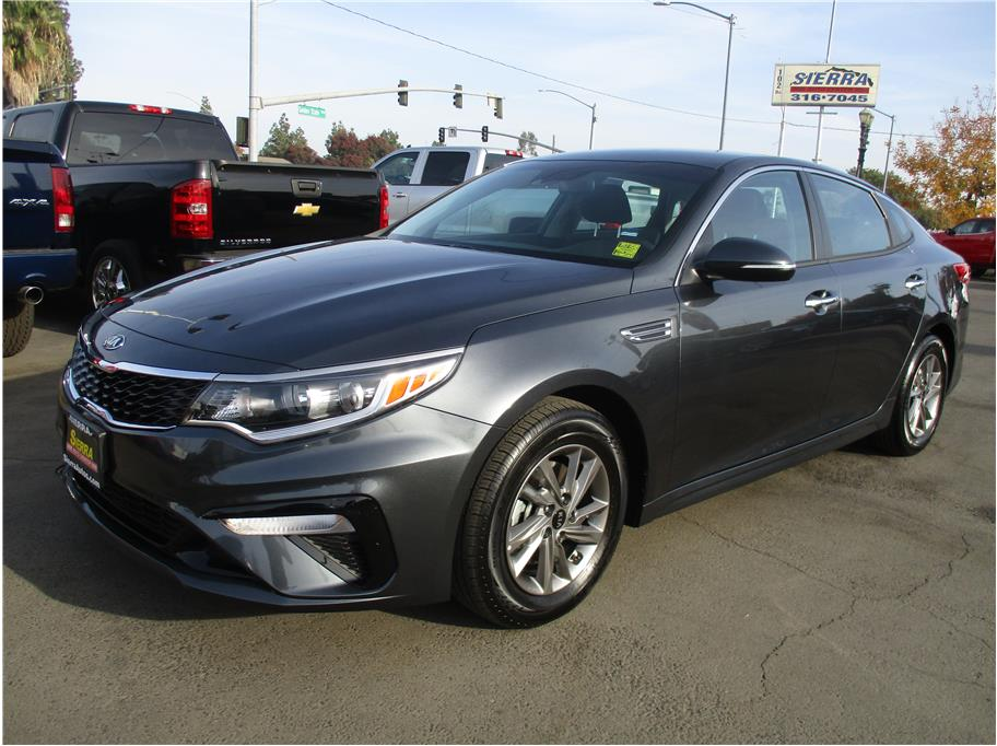 2020 Kia Optima from Sierra Auto Center Fowler