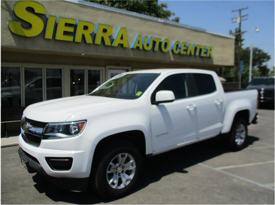 2019 Chevrolet Colorado Crew Cab from Sierra Auto Center Fowler