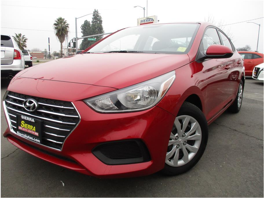 2019 Hyundai Accent from Sierra Auto Center Fowler