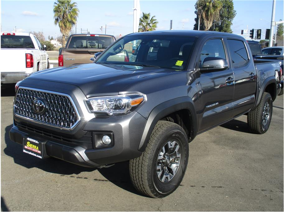 2019 Toyota Tacoma Double Cab from Sierra Auto Center Fowler