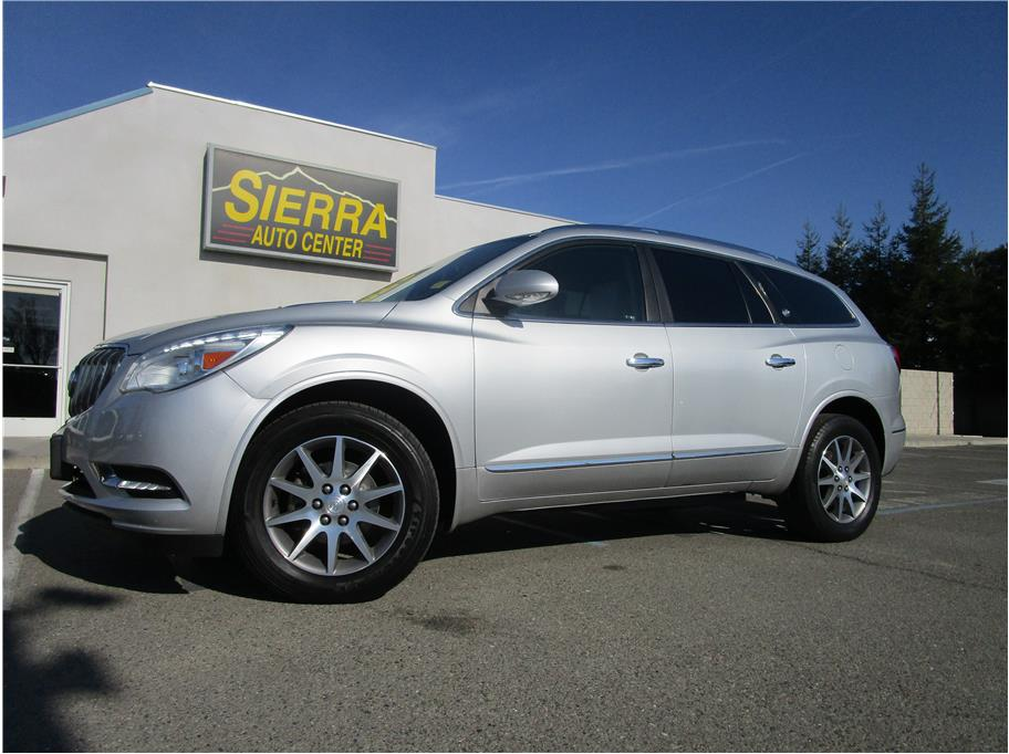 2017 Buick Enclave from Sierra Auto Center