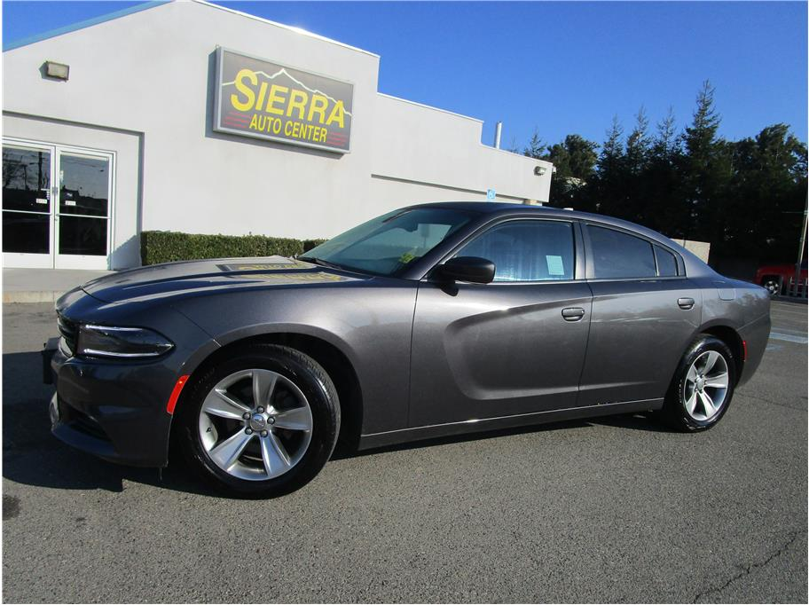 2018 Dodge Charger from Sierra Auto Center