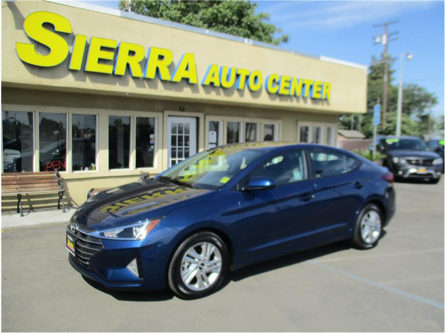 2020 Hyundai Elantra from Sierra Auto Center Fowler