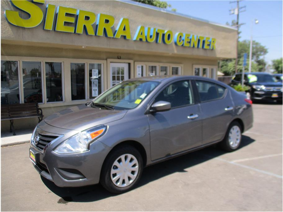 2019 Nissan Versa from Sierra Auto Center Fowler