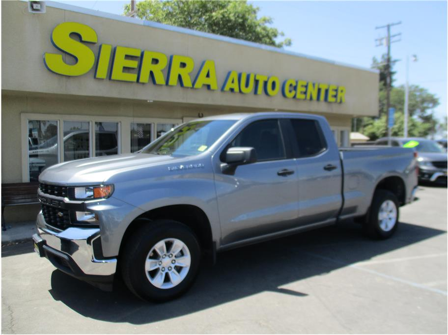 2019 Chevrolet Silverado 1500 Double Cab from Sierra Auto Center Fowler