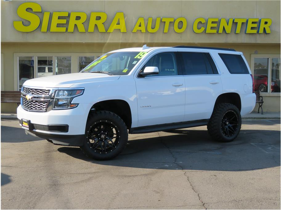2019 Chevrolet Tahoe from Sierra Auto Center Fowler